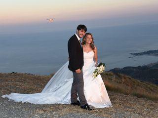 Le nozze di Adele e Gianrico