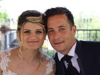 Le nozze di Alberto e Valentina