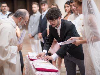 Le nozze di Gaia e Matteo 1