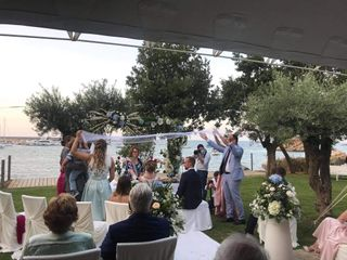 Le nozze di Giulia e Michele