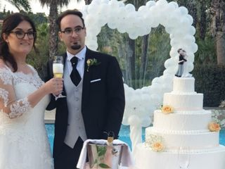 Le nozze di Giuseppe e Cristina 2