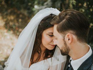 Le nozze di Eliana e Matteo