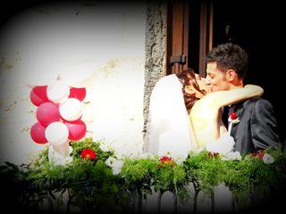 Le nozze di Luigi e Sonia