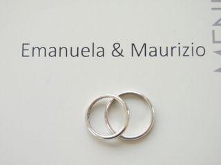 Le nozze di Emanuela e Maurizio 1