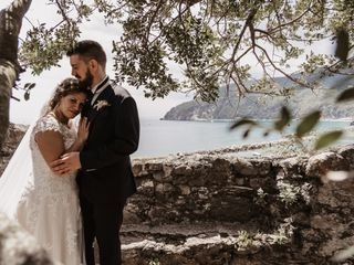 Le nozze di Chiara e Emanuele 1