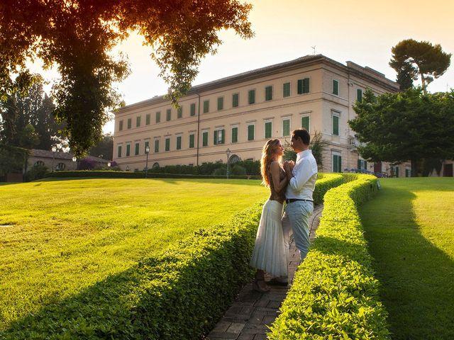Il matrimonio di Stefano e Simona a Fermo, Fermo 2