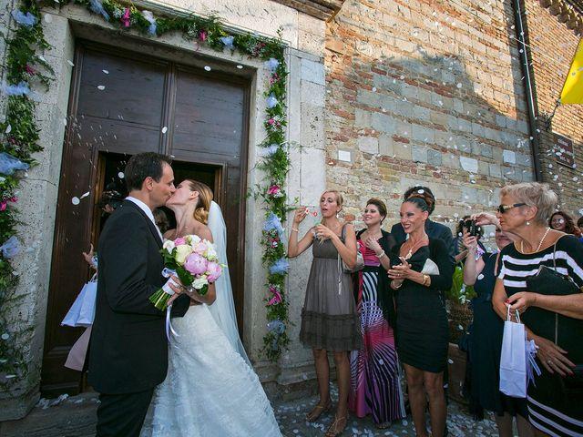 Il matrimonio di Stefano e Simona a Fermo, Fermo 53