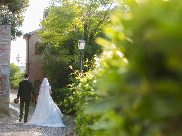 Il matrimonio di Stefano e Simona a Fermo, Fermo 55