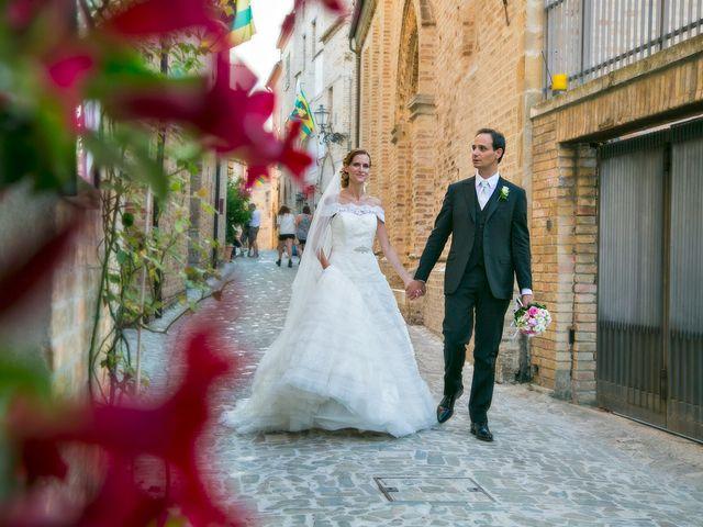 Il matrimonio di Stefano e Simona a Fermo, Fermo 59