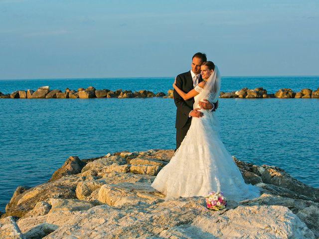 Il matrimonio di Stefano e Simona a Fermo, Fermo 61