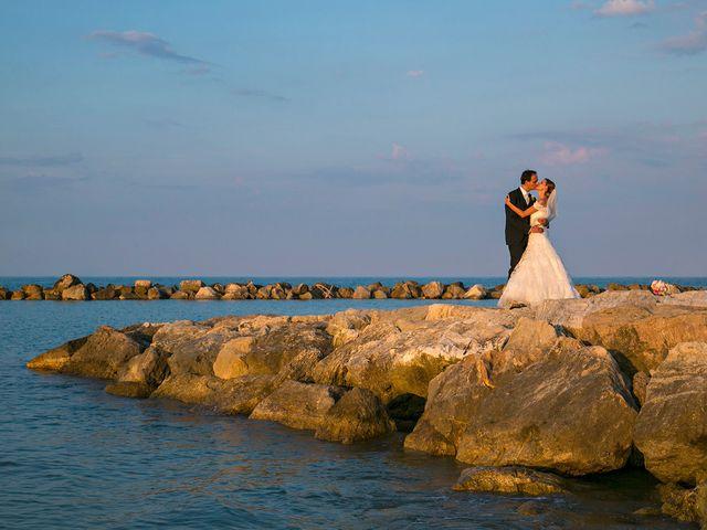 Il matrimonio di Stefano e Simona a Fermo, Fermo 63