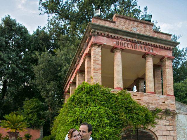 Il matrimonio di Stefano e Simona a Fermo, Fermo 65