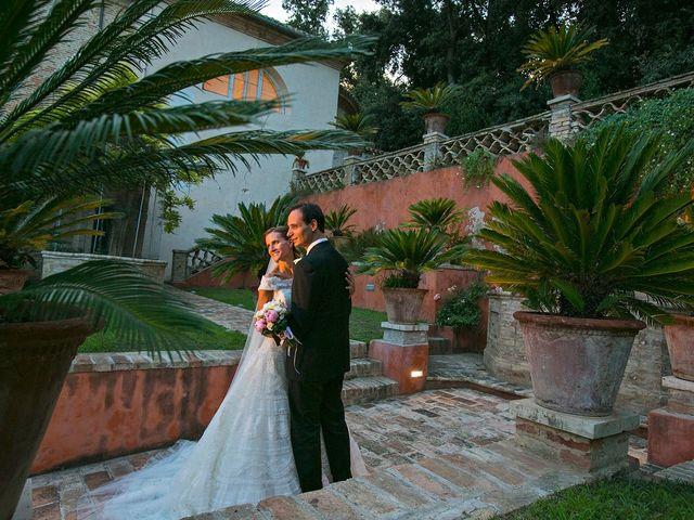 Il matrimonio di Stefano e Simona a Fermo, Fermo 67