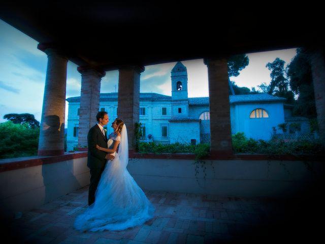 Il matrimonio di Stefano e Simona a Fermo, Fermo 72