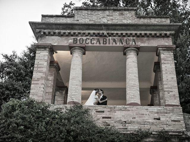 Il matrimonio di Stefano e Simona a Fermo, Fermo 1
