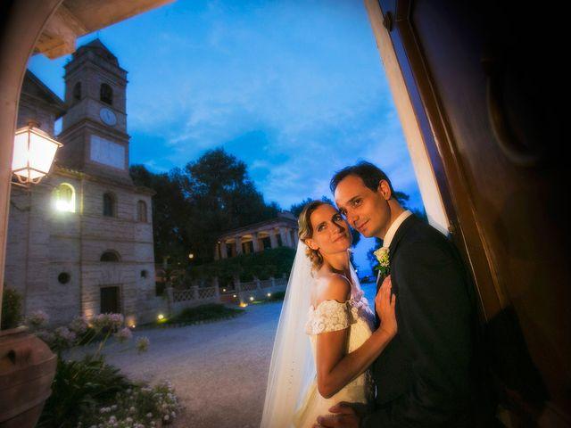 Il matrimonio di Stefano e Simona a Fermo, Fermo 75