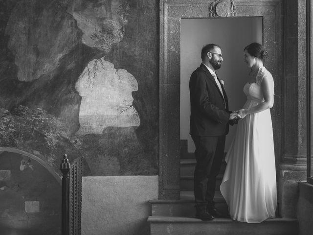 le nozze di Lali e David