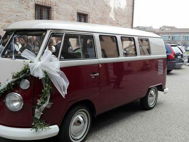 Il matrimonio di Ilaria e Moris a Guastalla, Reggio Emilia 1