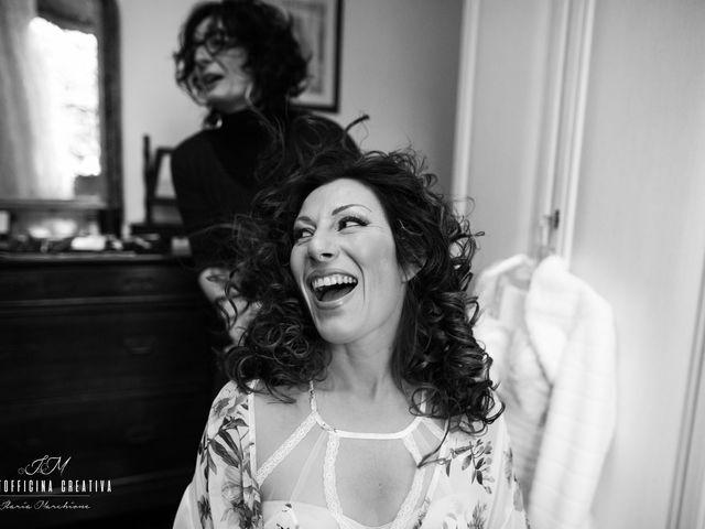 Il matrimonio di Ilaria e Moris a Guastalla, Reggio Emilia 9