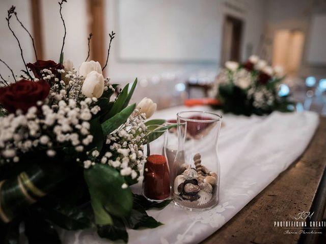 Il matrimonio di Ilaria e Moris a Guastalla, Reggio Emilia 14
