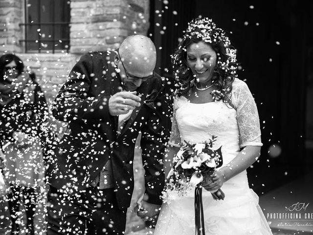 Il matrimonio di Ilaria e Moris a Guastalla, Reggio Emilia 16