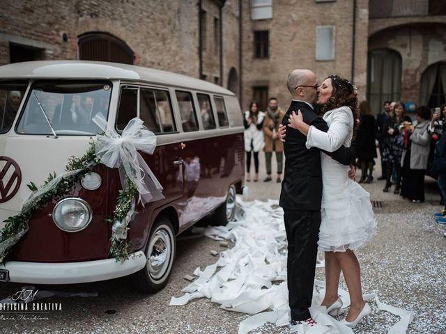 Il matrimonio di Ilaria e Moris a Guastalla, Reggio Emilia 17