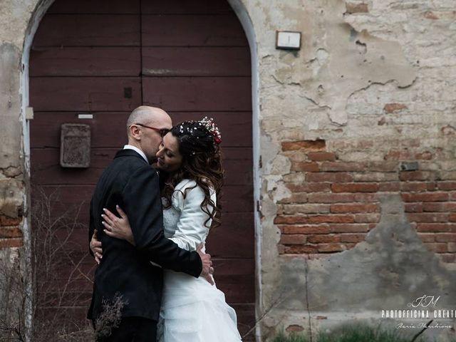 Il matrimonio di Ilaria e Moris a Guastalla, Reggio Emilia 18
