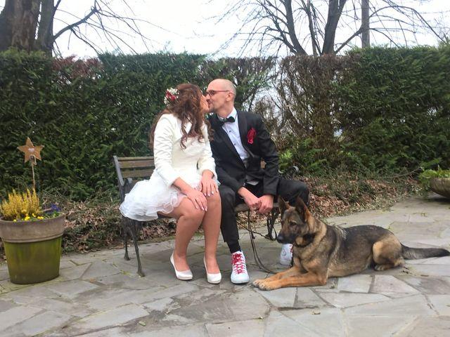 Le nozze di Moris e Ilaria