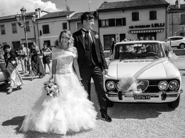 Il matrimonio di Paolo e Daniela a Cesena, Forlì-Cesena 17