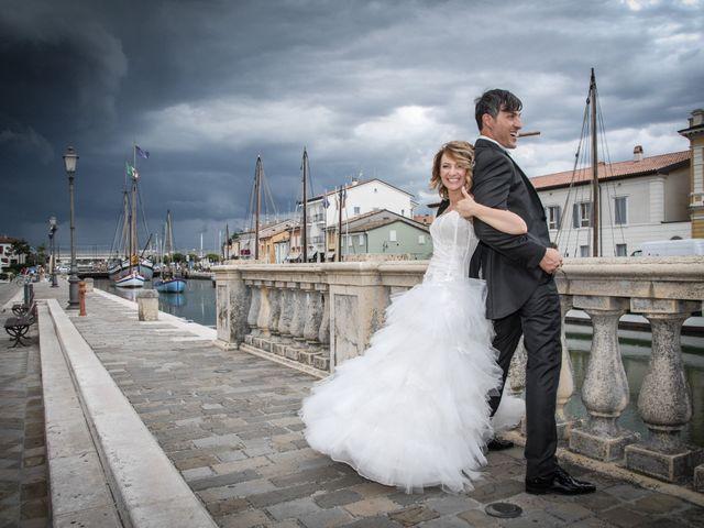 Le nozze di Daniela e Paolo