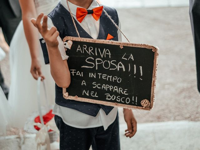 Il matrimonio di Stefano e Veronica a Trepuzzi, Lecce 4