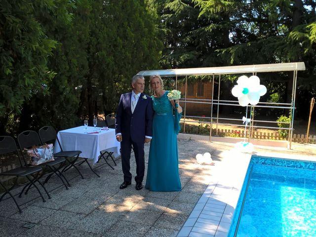 Le nozze di Daniela e Giuliano