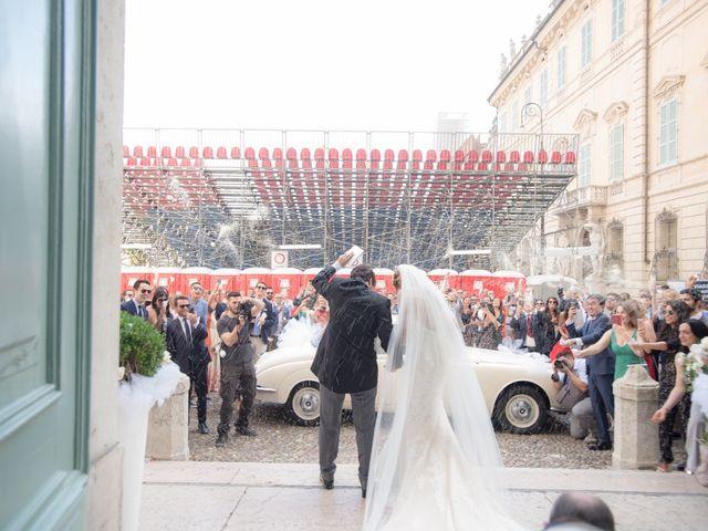 Il matrimonio di Matteo e Gaia a Mantova, Mantova 9