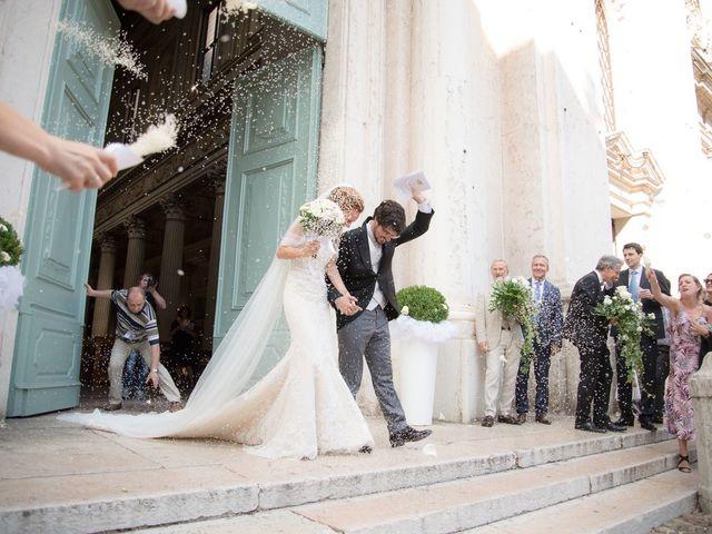Il matrimonio di Matteo e Gaia a Mantova, Mantova 33