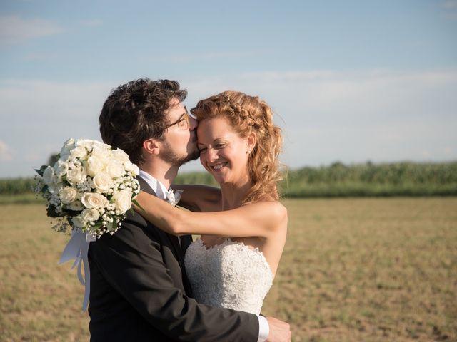 Il matrimonio di Matteo e Gaia a Mantova, Mantova 35