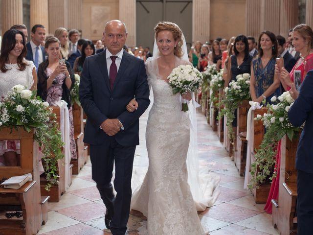 Il matrimonio di Matteo e Gaia a Mantova, Mantova 45