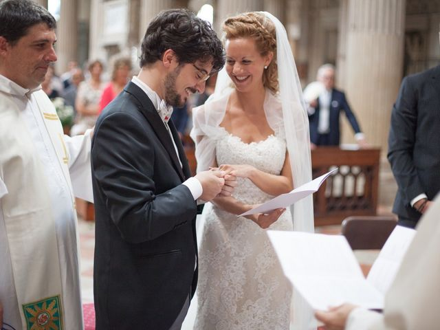 Il matrimonio di Matteo e Gaia a Mantova, Mantova 47