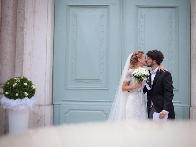 Il matrimonio di Matteo e Gaia a Mantova, Mantova 49