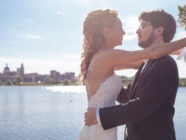 Il matrimonio di Matteo e Gaia a Mantova, Mantova 50