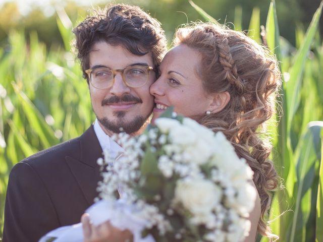 Il matrimonio di Matteo e Gaia a Mantova, Mantova 52