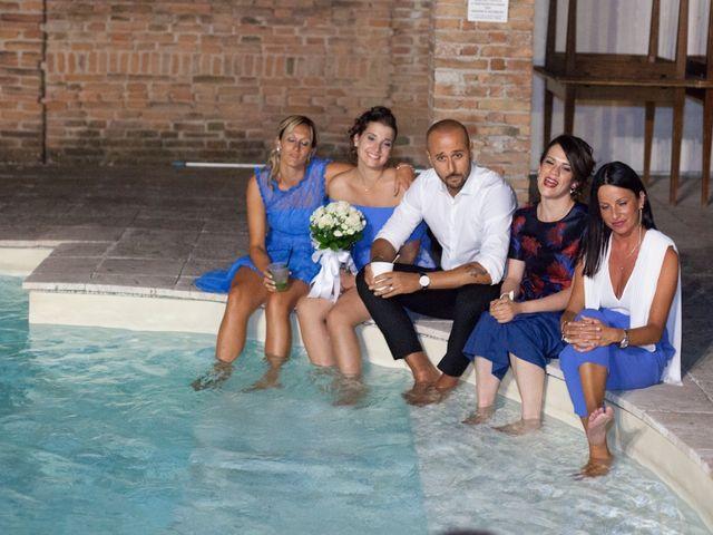 Il matrimonio di Matteo e Gaia a Mantova, Mantova 59
