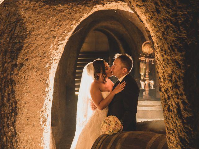 Le nozze di Lamberto e Silvia