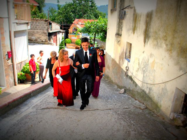 Il matrimonio di Sonia e Luigi a Salerno, Salerno 18
