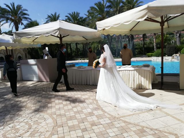 Il matrimonio di Cristina e Giuseppe a Aci Sant'Antonio, Catania 6