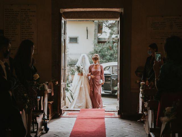 Il matrimonio di Matteo e Eliana a Arezzo, Arezzo 22