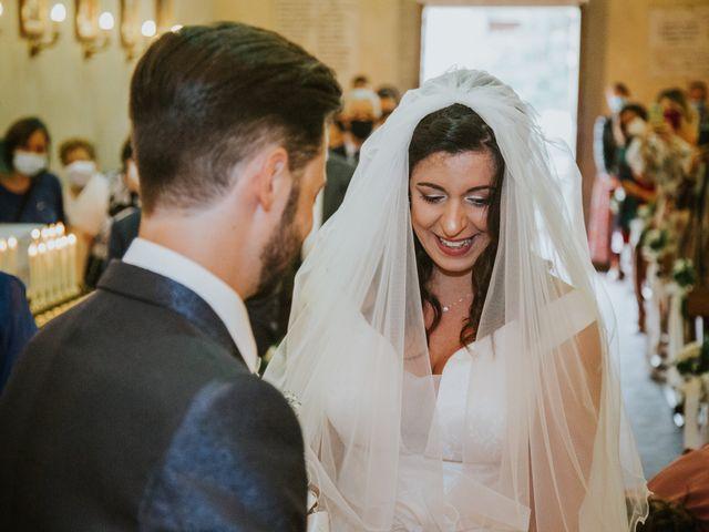 Il matrimonio di Matteo e Eliana a Arezzo, Arezzo 23