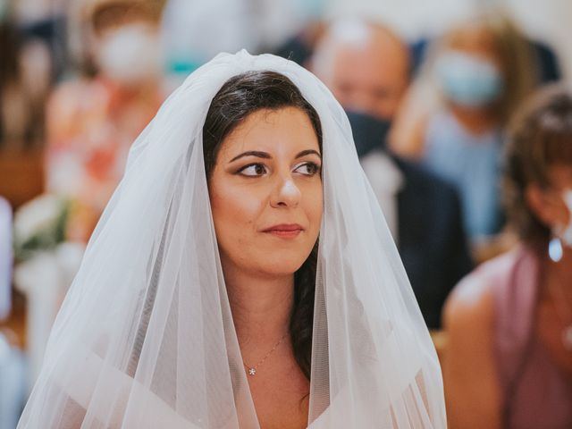 Il matrimonio di Matteo e Eliana a Arezzo, Arezzo 27