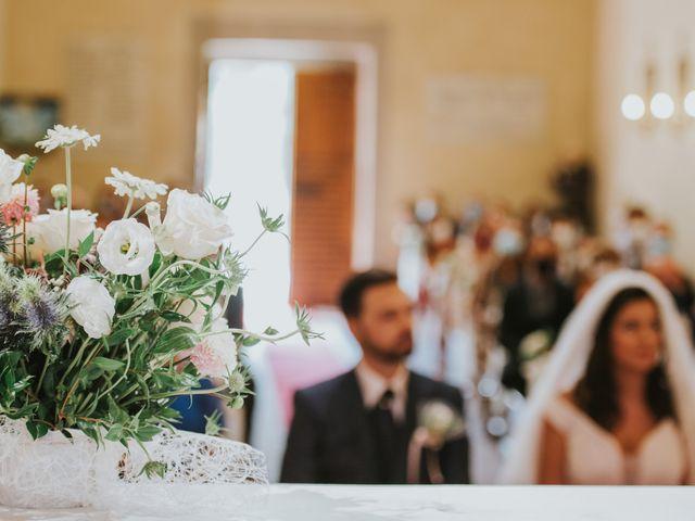 Il matrimonio di Matteo e Eliana a Arezzo, Arezzo 28