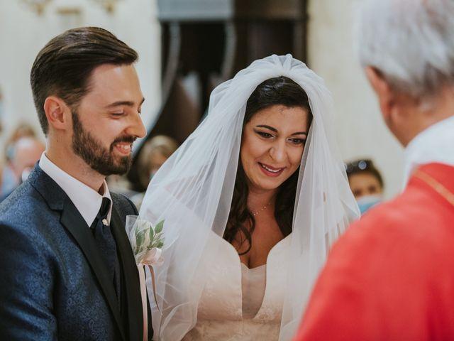 Il matrimonio di Matteo e Eliana a Arezzo, Arezzo 30