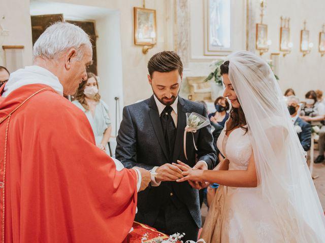 Il matrimonio di Matteo e Eliana a Arezzo, Arezzo 32